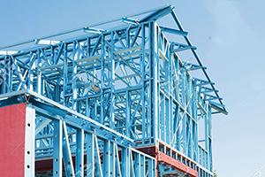Výstavba - lehké ocelové konstrukce